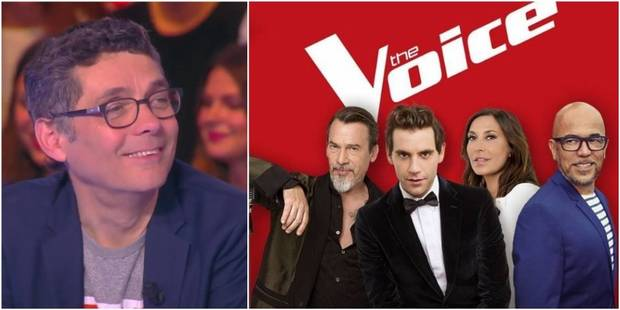 Thierry Moreau dévoile le salaire mirobolant que touche par jour un coach de The Voice 7 - La DH