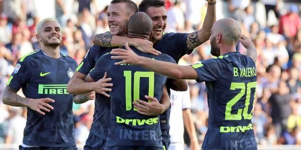 Serie A: l'Inter quatre à quatre, la Roma s'éveille - La DH