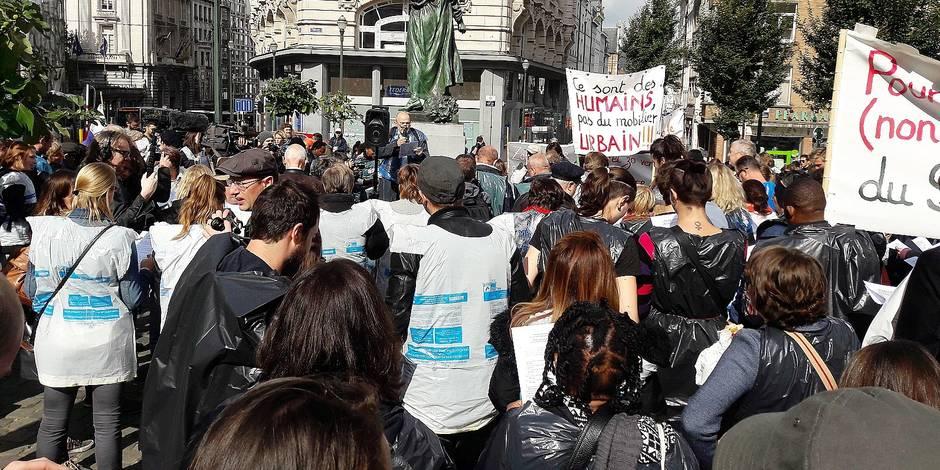 Bruxelles: La crainte d'un Samusocial bis surdimensionné