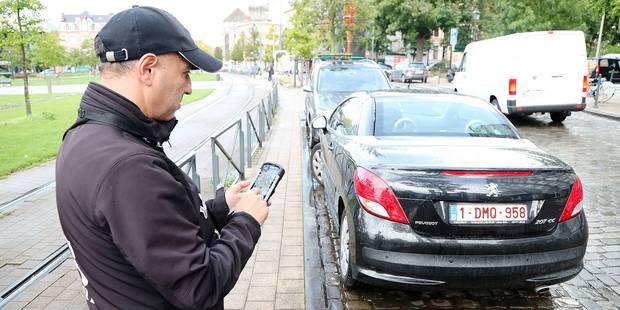 Bruxelles: Les cartes riverain, c'est bientôt dépassé ! - La DH