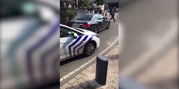 L'ancien patron européen d'Uber encerclé par des taximen à la Gare du Midi (VIDEO) - La DH