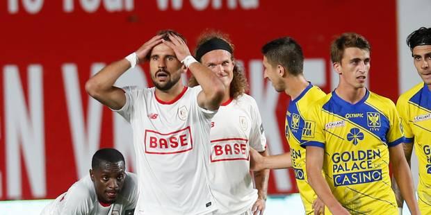"""Erreur d'arbitrage lors de Saint-Trond - Standard: """"Et si Saint-Trond avait marqué ou obtenu un penalty ?"""" - La DH"""