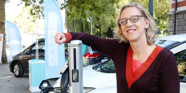 Bruxelles : Partager son auto pour abandonner la voiture - La DH
