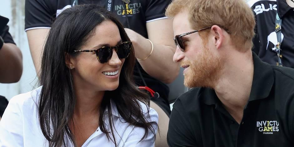 Meghan Markle et prince Harry : les tourtereaux se montrent enfin ensemble