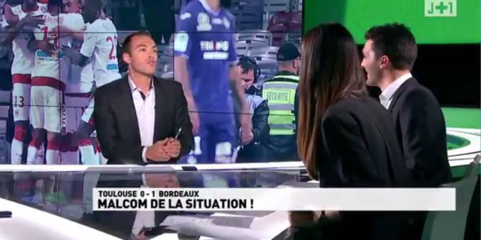 La bourde monumentale de ce journaliste de Canal qui s'est laissé berner par Football France