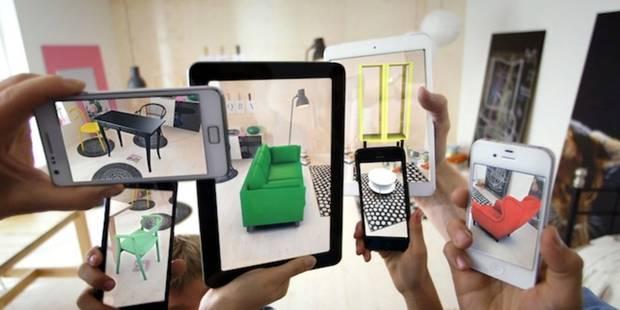 L'assemblage des meubles IKEA pourrait bientôt ne plus vous prendre la tête - La DH