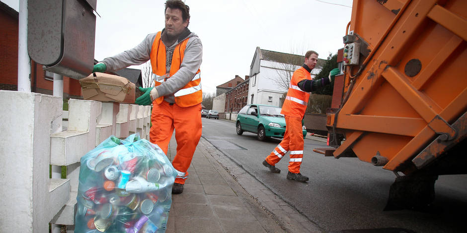 Soignies : les déchets seront ramassés dès ce samedi