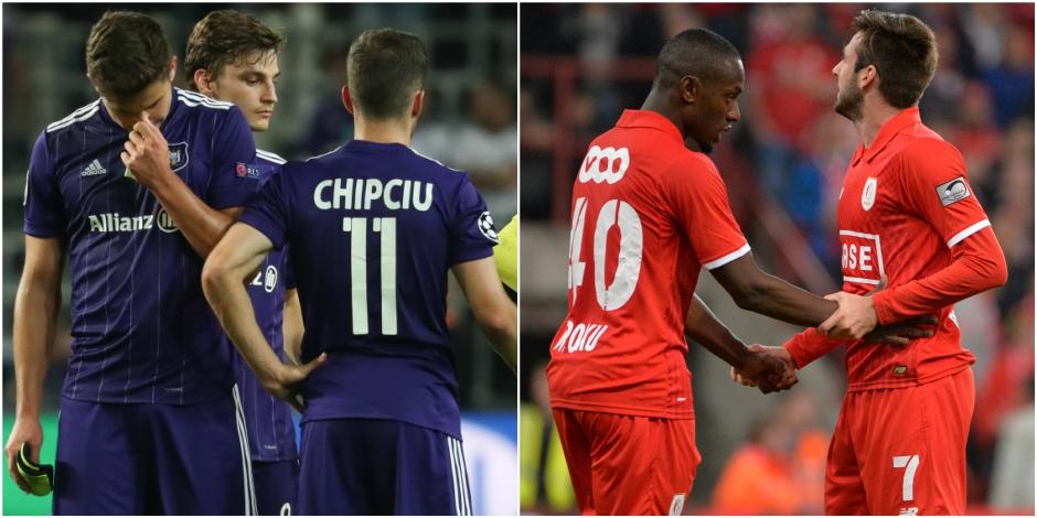 Anderlecht-Standard : le Clasico des clubs en crise
