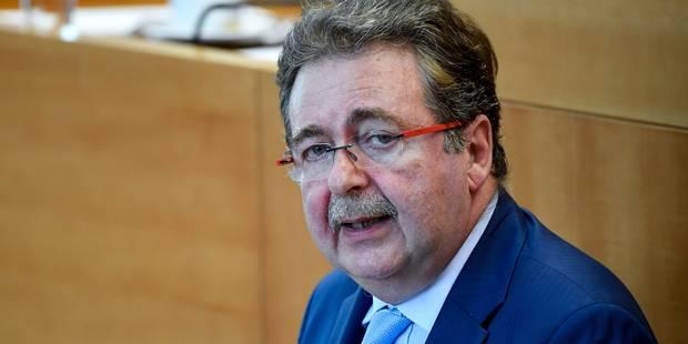 """Rudi Vervoort """"candidat ministre-président"""" bruxellois pour 2019 - La DH"""