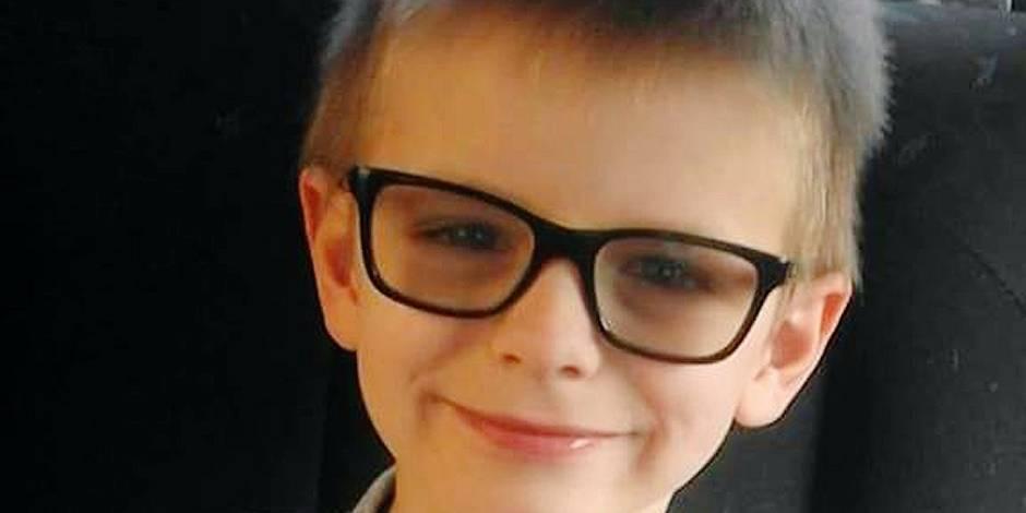 Charleroi : malade, Miguel (9 ans) est un vrai super-héros