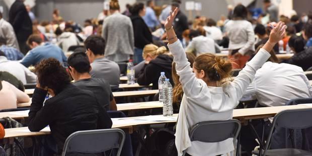 Etudes de médecine: à peine un quart des étudiants en 1ère bachelier ont réussi l'examen d'entrée en médecine - La DH