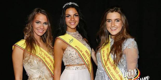 Trois jeunes femmes de la région tenteront de décrocher le titre de Miss Belgique - La DH