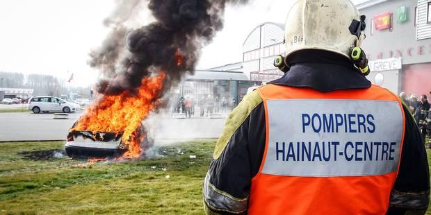Du jamais vu à la zone de secours Hainaut Centre : 1.000 candidatures reçues - La DH