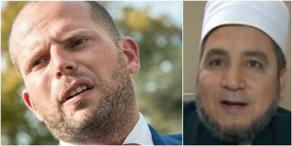 Theo Francken retire la carte de séjour de l'imam de la Grande Mosquée de Bruxelles