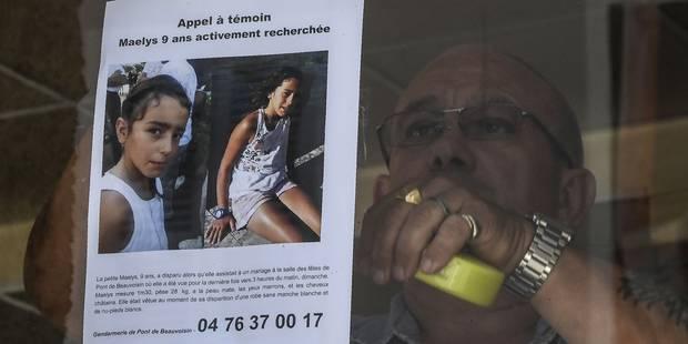 """Affaire Maëlys: """"Je ne me rappelle pas l'avoir touchée"""", dit le suspect aux enquêteurs - La DH"""