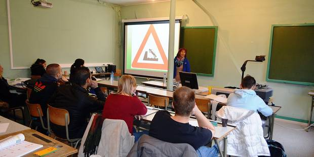 Péruwelz : La formation gratuite au permis théorique va s'ouvrir à un autre public - La DH
