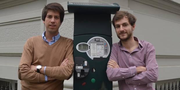 Bruxelles: une application qui signale les contrôleurs pour éviter les amendes de parking - La DH