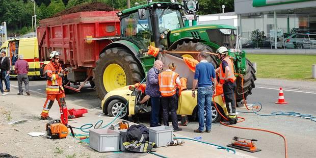 Genappe: Interdire les tracteurs sur la N25 : oui mais? - La DH