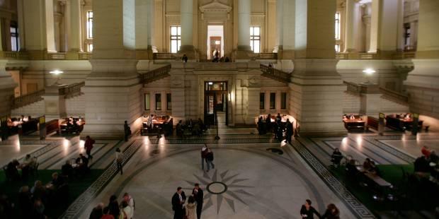 Les travaux de sécurisation encore retardés au Palais de justice de Bruxelles - La DH