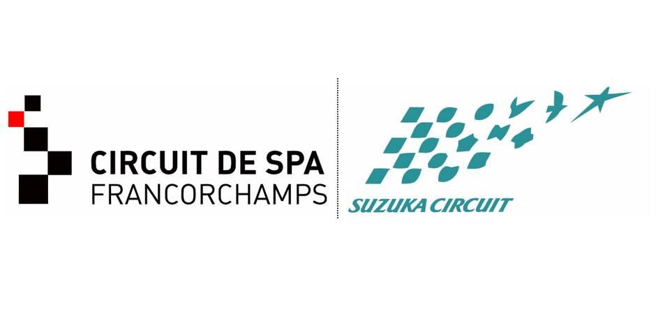 Alliance entre Spa-Francorchamps et Suzuka