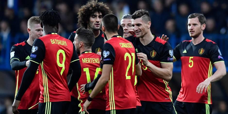 Bosnie - Belgique: Ces Diables qui ont marqué des buts et des points