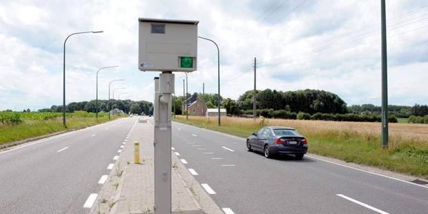"""Nouveau """"marathon"""" de contrôle de vitesse sur les routes belges mercredi - La DH"""