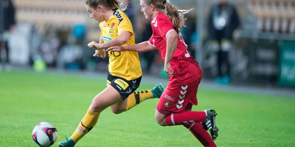 Les footballeuses norvégiennes vont désormais gagner le même salaire que leurs homologues masculins