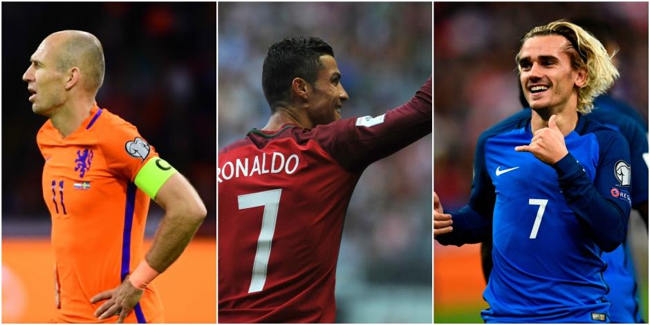Mondial 2018: La France et le Portugal qualifiés, pas de miracle pour les Pays-Bas