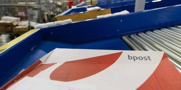 Froyennes: Le centre de distribution Bpost en grève - La DH