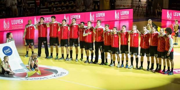 Handball/Qualifications Mondial 2019: la sélection belge pour la Turquie et les Pays-Bas - La DH