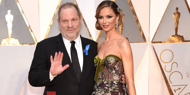 Qui est Georgina Chapman, la femme de Harvey Weinstein ? - La DH