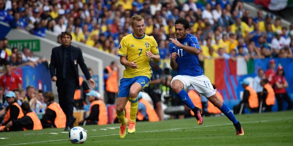 Barrages pour le Mondial: Croatie-Grèce et Italie-Suède au programme