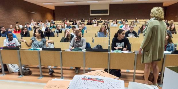 Les étudiants recalés à l'examen d'entrée de médecine recasés en sciences vétérinaires - La DH