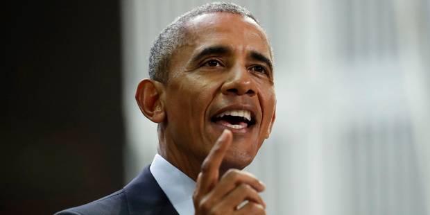 Barack Obama de retour en politique - La DH