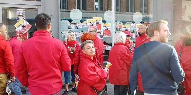 Le statut précaire des intérimaires à Mons inquiète la FGTB - La DH