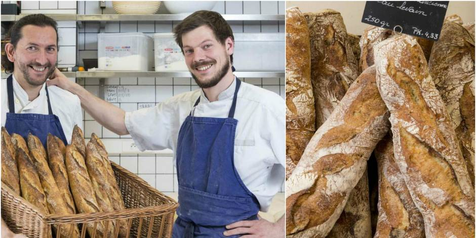 Le pain et les pâtisseries artisanales à Bruxelles : le tome 2 de Tartine et Boterham est sorti !