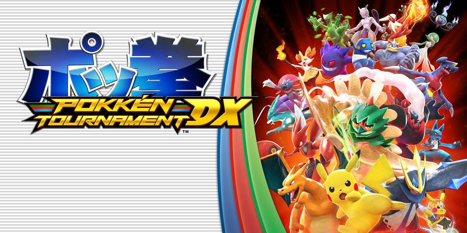 Pokkén Tournament DX: plus de contenu que la version Wii U !