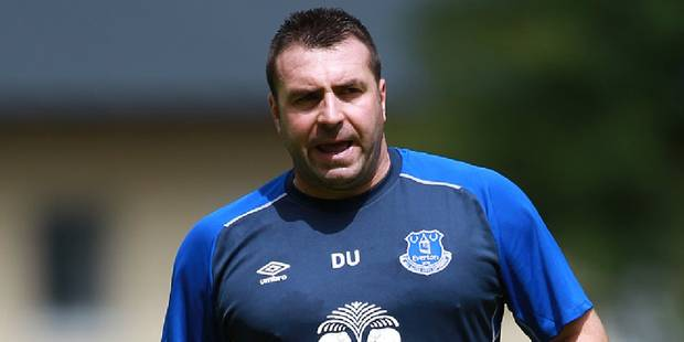 L'entraîneur des Espoirs assure l'interim à Everton - La DH