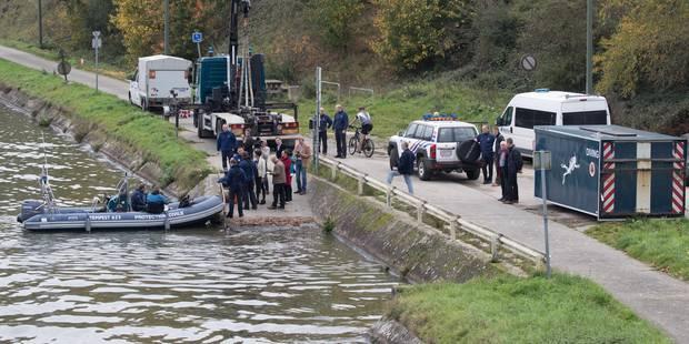 Tueurs du Brabant: les plongeurs de la Protection civile ont sondé le canal Bruxelles-Charleroi à Ittre - La DH