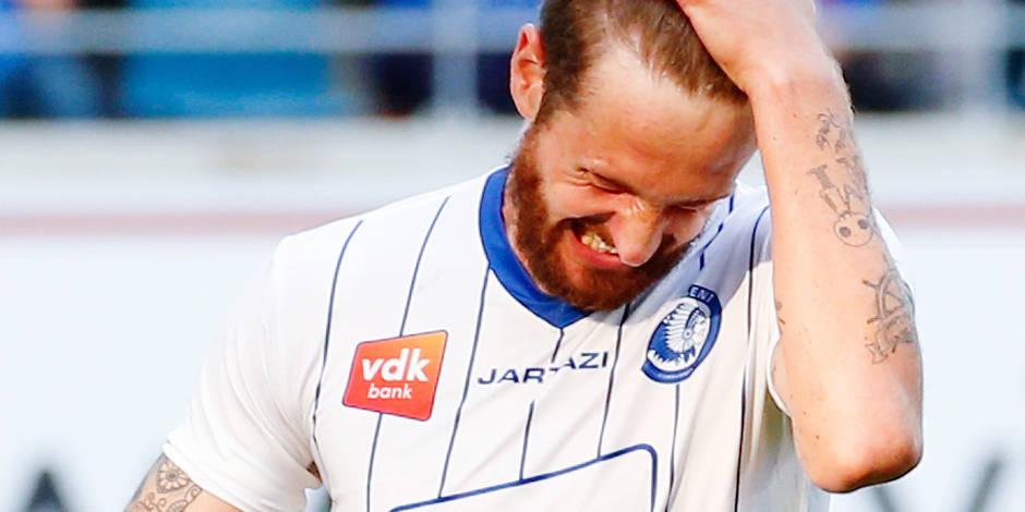 """Damien Marcq, un Buffalo dans le dur: """"Une erreur se paie plus vite à Gand qu'à Charleroi"""""""