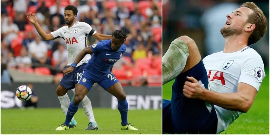 Pas de duel Kane-Lukaku ce week-end, mais Dembélé est de retour