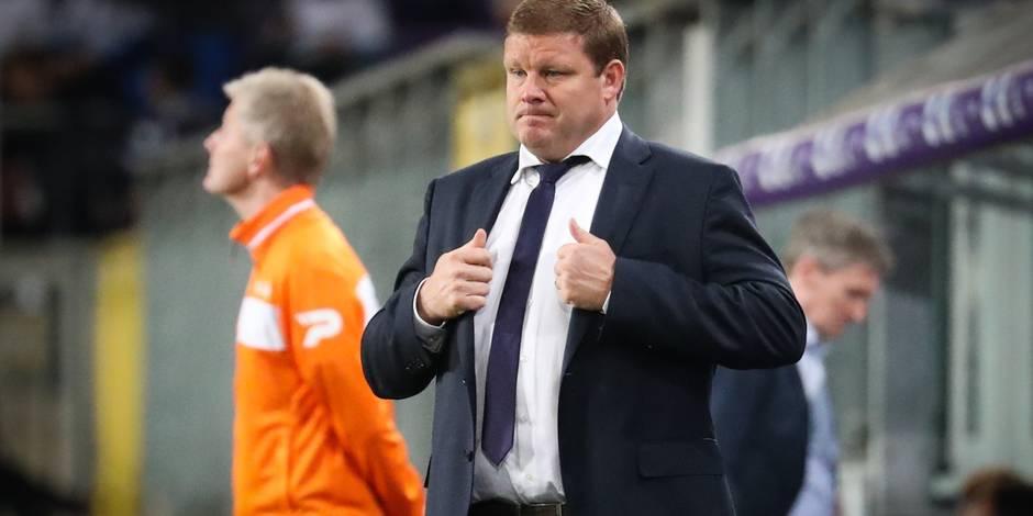 """Vanhaezebrouck: """"Je pourrais faire souffler des joueurs au PSG"""""""