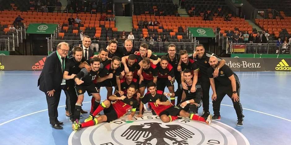 D1 Futsal: Anvers mise sur sa jeunesse face à Jette