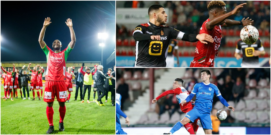 Pro League: Zulte-Waregem retrouve le top 6 après son succès face à Malines, Ostende se donne de l'air
