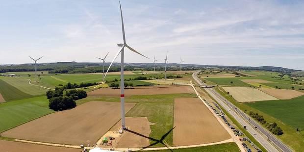 De nouvelles éoliennes à Fernelmont, Wanlin, Aubange et Nantimont - La DH