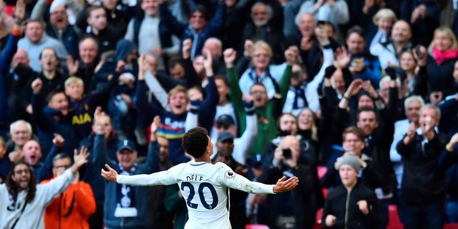Tottenham bannit à vie deux supporters pour avoir jeté de l'urine sur des fans de West Ham