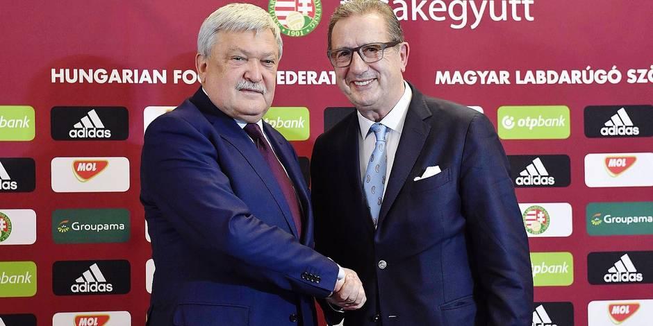 Leekens sera payé à la performance en Hongrie