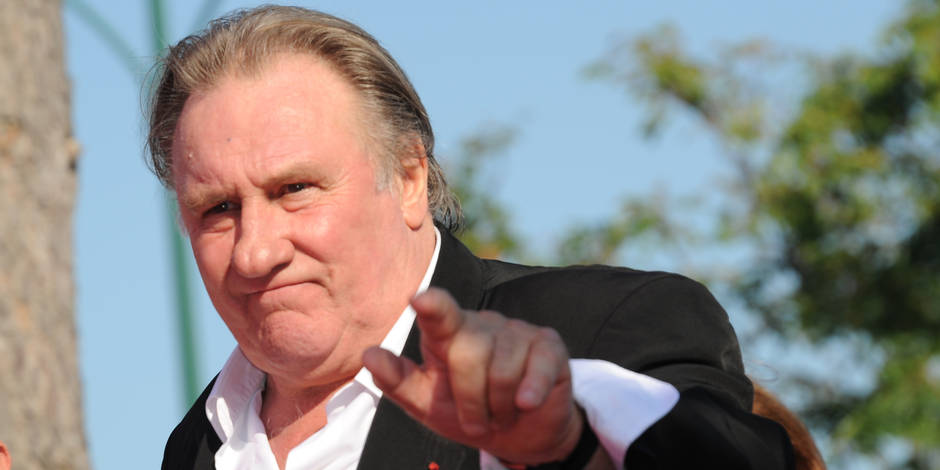 Gerard Depardieu Les Confidences D Un Monstre Sacre Dh Les Sports