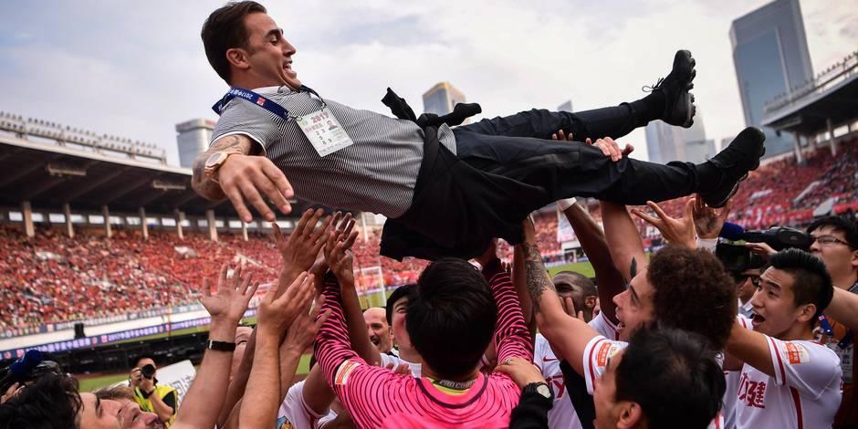 L'entraîneur de Witsel n'est plus Fabio Cannavaro, son remplaçant connu !