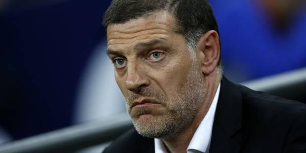 West Ham, 18e, limoge son entraîneur croate Slaven Bilic - La DH
